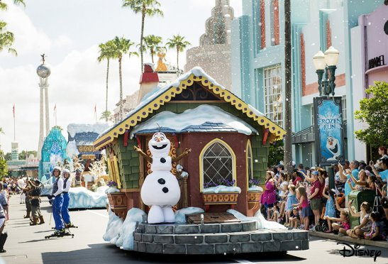 """Frozen"" Summer Fun 2015 @ Disney's Hollywood Studios (2)"